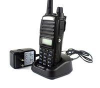 מכשיר הקשר 5pcs / הרבה מכשיר הקשר UHF & VHF 5W שני הדרך רדיו Baofeng UV-82 מהאוזנייה RU לניירות + (3)