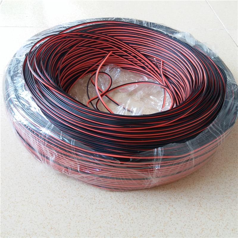 Fios Elétricos 2 core 18/20/22/24/26awg estanhado fio Material do Condutor : Cobre