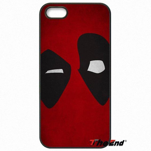 Funny Marvel Avengers Superhero Deadpool Phone Case