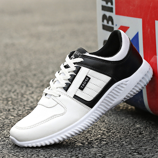 a8919e89939 2017 new line of taller sneakers autumn hot sale men running shoes damping  breathable mesh sport shoes Men outdoor sneakers