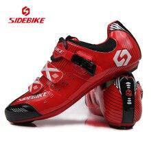 New Celebrity Authentic Street Footwear Mtb Sidebike Bicycle Sport Footwear Out of doors Biking Bicycle Footwear Crimson zero03