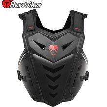 Free shipping 1pcs Motocross Body Armor Back Chest Protective Jacket Vest Skiing Skating Protection Guard Motorcycle Vest