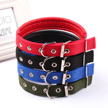 2019 Manufacturers Spot Wholesale Soft Leather Lined Polypropylene Pet Foam Collar 5 Specifications