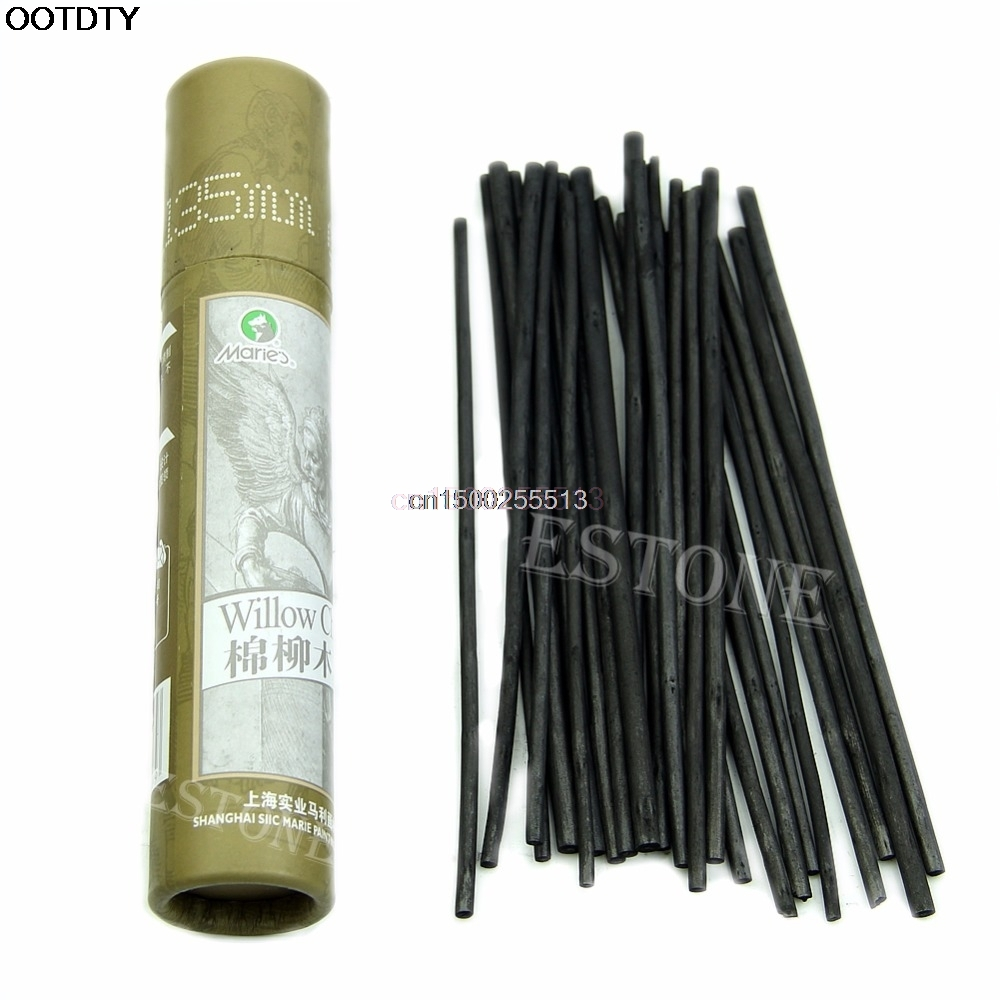 Profession 25PCS Marie's Artist for Charcoal Pencils Sketch Drawing Oil Painting 99 9
