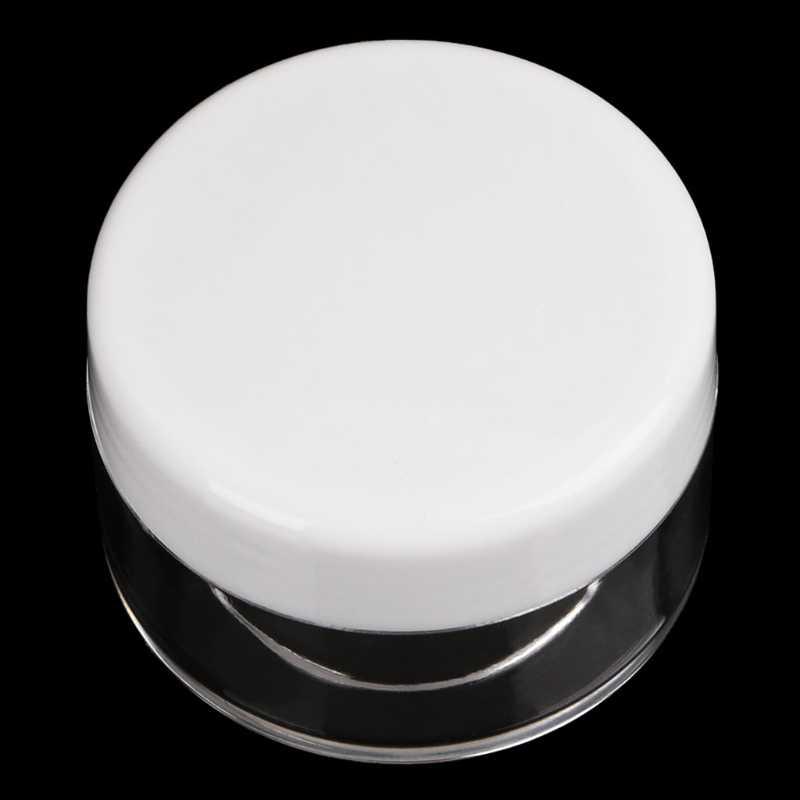 زجاجة عينة صغيرة ماكياج التجميل جرة وعاء حاوية كريم البشرة السفر مفيدة