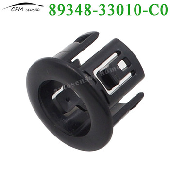 89348-33010-C0 PDC Parking Sensor Retainer For Toyota Lexus ES350 HS250h image