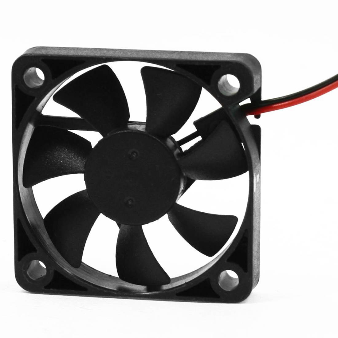 50mm x 50mm x 10mm 5010 DC 12V 0.1A 2Pin Brushless Cooling Fan gdstime 10 pcs dc 12v 14025 pc case cooling fan 140mm x 25mm 14cm 2 wire 2pin connector computer 140x140x25mm