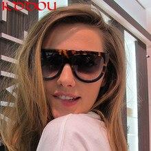 Big Sunglasses Women 2019 Chic Brand Designer Luxury Lady Summer Style Sun Glasses Female Rivet Shades uv400 okulary