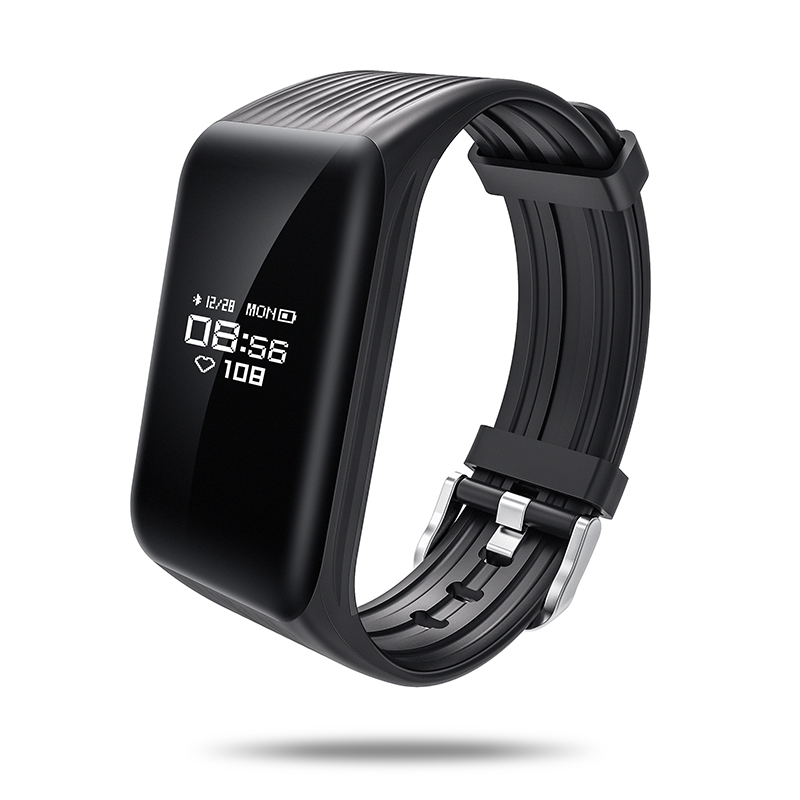 2018 Smart Wristband Bracelet K1 Heart Rate Monitor IP68 Waterproof gps Sports Fitness Tracker Smartband Sport Watch ios android