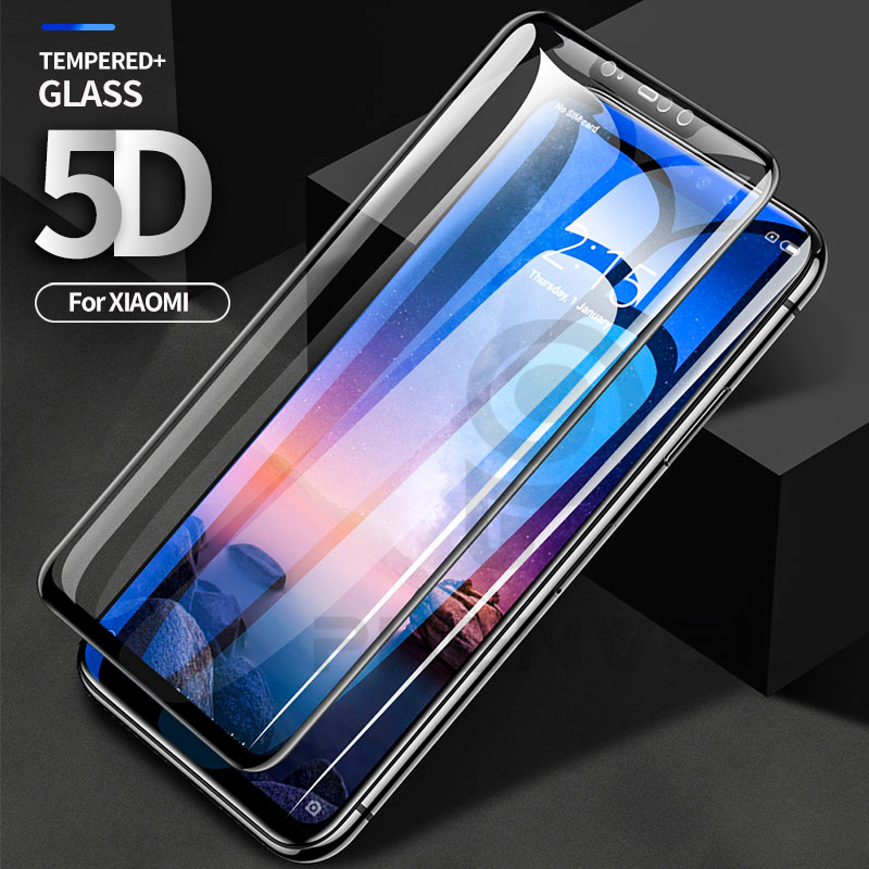 Oleophobic Glass For Xiaomi Redmi Note 5 6 5D Fit Screen Protector For Redmi 5 Plus Note 6 PRO Tempered Glass Film