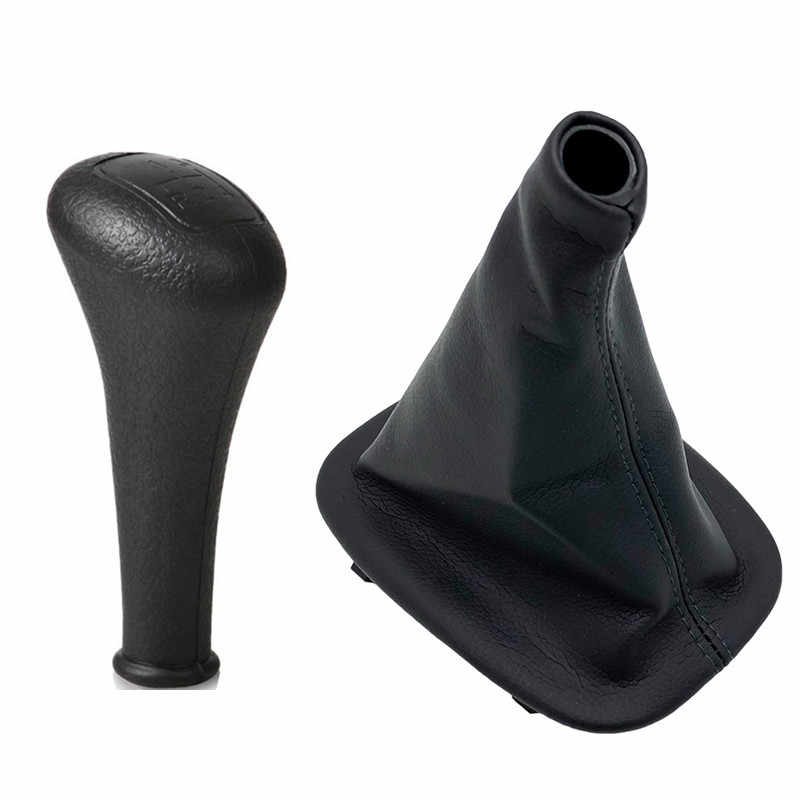 4/5 Gigi Kecepatan Tombol Shift Gaiter Boot Case Penutup untuk Mercedes Benz C E S Kelas W124 S124 W126 E190 w190 W201 W202 W123 W140