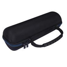 Travel Protective Speaker Cover Bag Pouch Case For JBL Pulse 2 Charge 3 Charge 2/2+ Extra Space for Plug&Cables (With Belt)