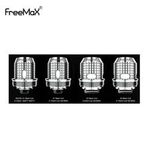 10 sztuk partia oryginalny Freemax Twister Fireluke 2 Fireluke cewka z siatką X1 X2 X3 SS316 Mesh TX cewka z siatką dla Freemax Twister 80w Vape tanie tanio Freemax Twister Fireluke 2 Fireluke Mesh Coil DS Dual Freemax Fireluke 2 Fireluke Tank SS316L X1 Mesh 0 12ohm 40-90W 40-80W