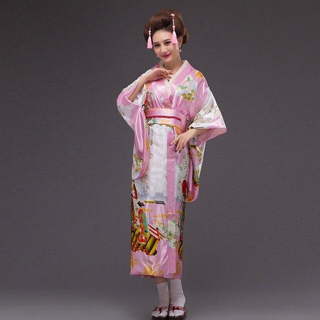 Kimono style prom dress
