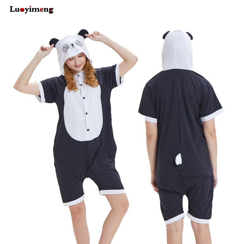 bb529755d2 Detail Feedback Questions about Summer Adult Onesie Hoodie Pajamas ...
