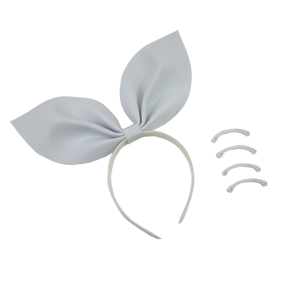 Brdwn Vocaloid Kagamine Rin Cosplay Bow ear Headband Hairpins headwear