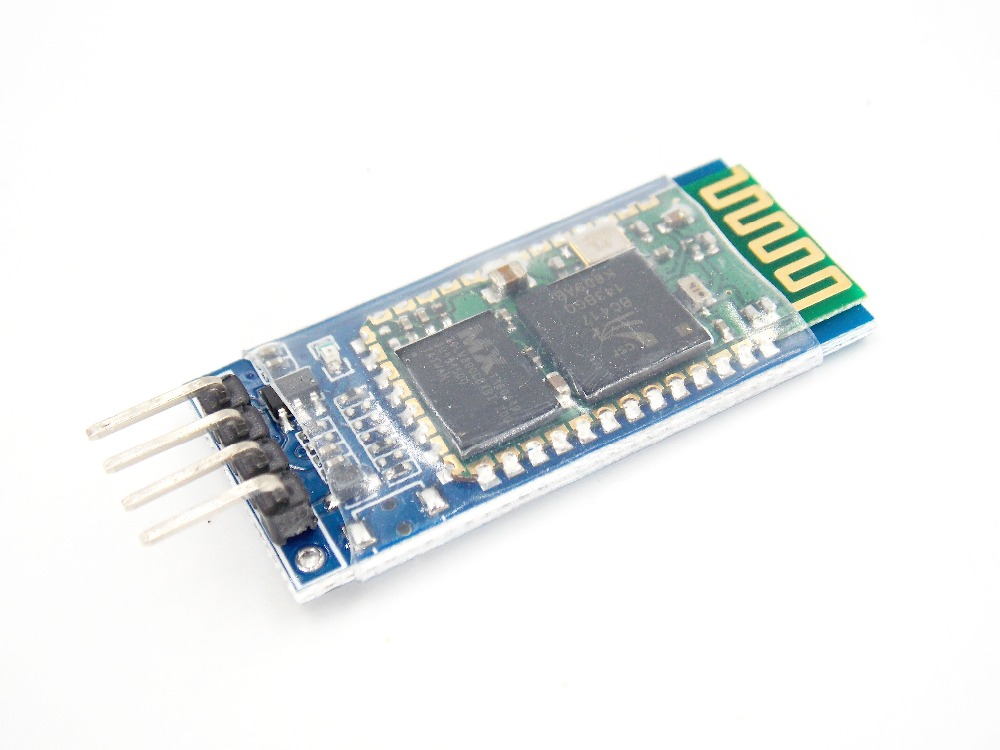 <font><b>HC</b></font>-<font><b>06</b></font> Bluetooth serial pass-through module wireless serial communication from machine Wireless HC06 Bluetooth Module image