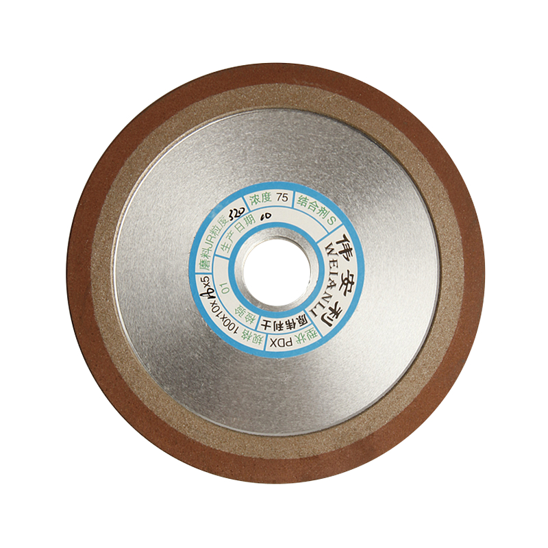 1 Pc Diamond Wheel 100mm Abrasive Disc 150/180/240/320/400 Grits Degree For Saw Blade Grinding Disc Rotary Tools 100mm od 20mm hole 35mm thickness hardware parts diamond grinding wheel 240