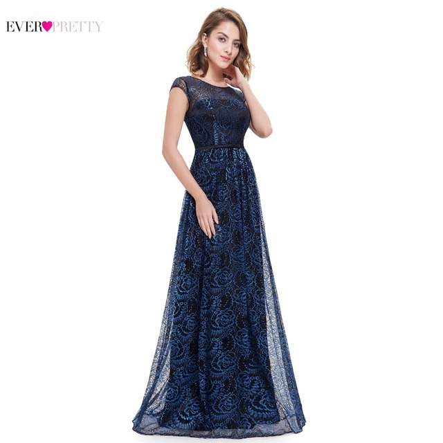 Long Prom Dresses 2018 Sexy Prom Party Dress Ever Pretty EP08823SB Elegant  Prom Dresses New Style Sweetheart Lace Prom Dresses ffc93d81b4cf