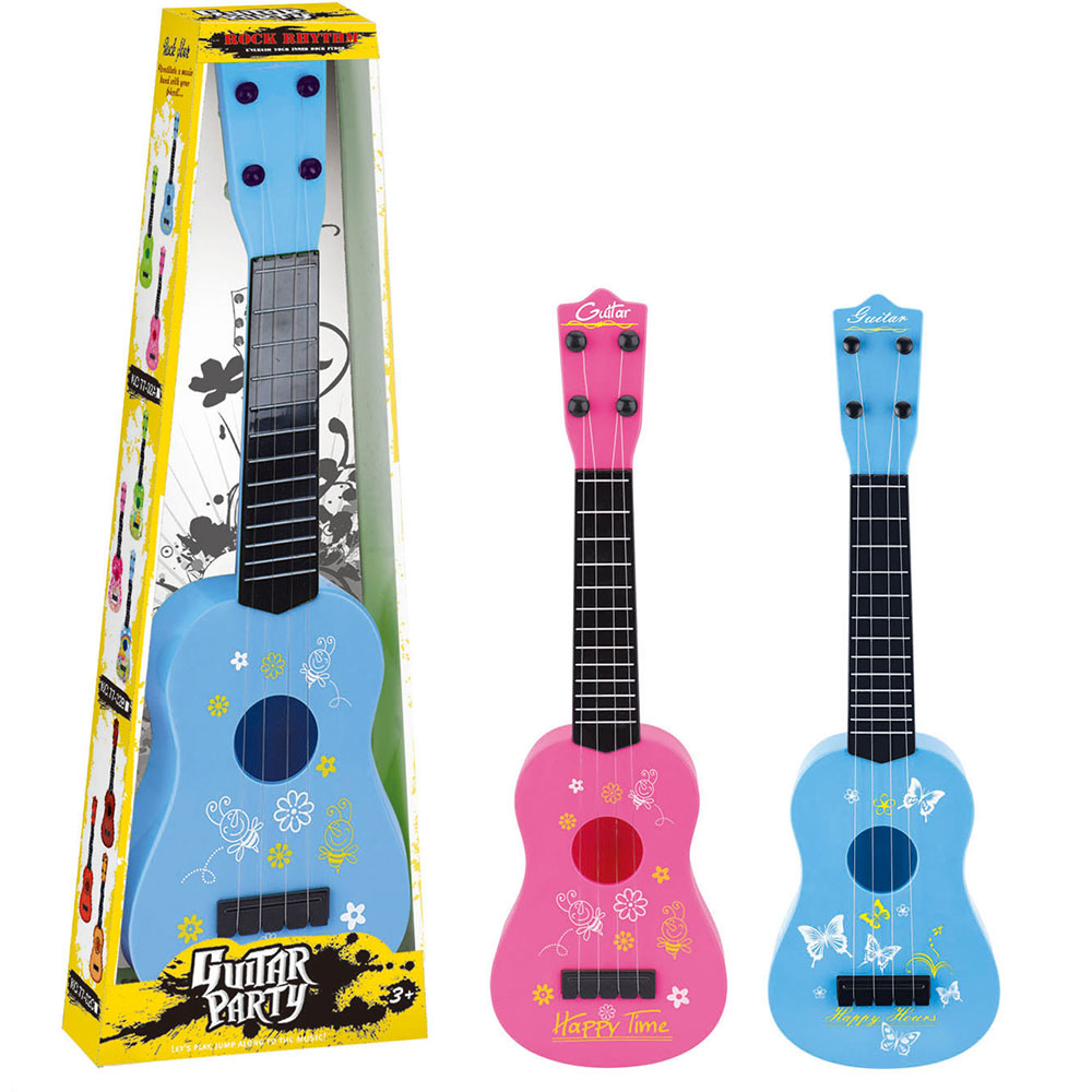 baby toys guitar acoustic guitar ukulele musical instrument 4 string kids children simulation