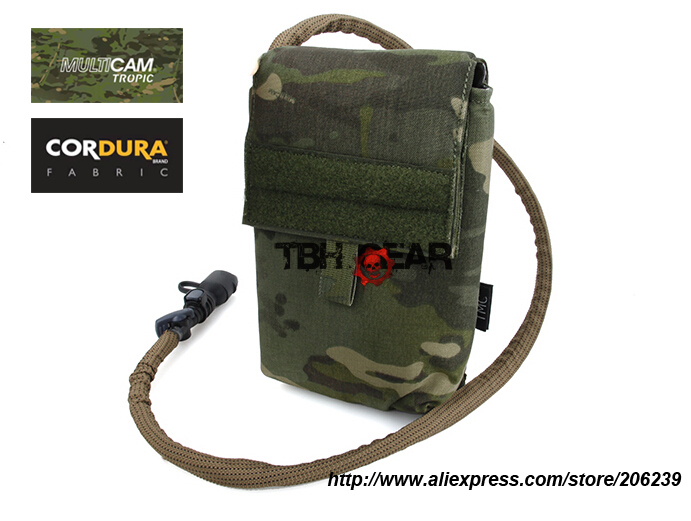 TMC LBT 6142 27OZ MOLLE Tactical Hydration Pouch Multicam Tropic Modular Source Hydration Bag+Free shipping(SKU12050204) портативная акустика denon heos 7hs2 white