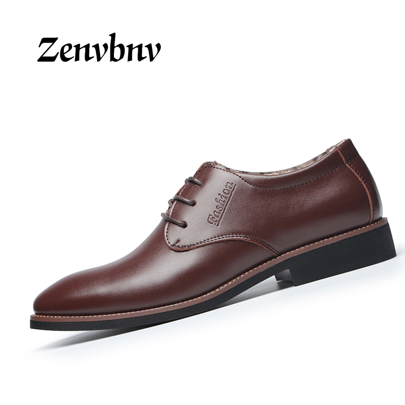 ZENVBNV Autumn summer spring Male Genuine Leather Casual Shoes For Men Adult 2018 Brand Work High