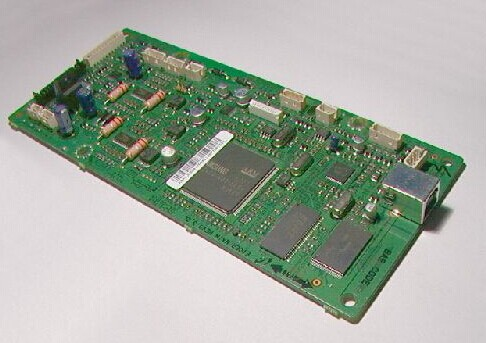 Free shipping for Samsung SCX-4200 SCX4200 Formatter Logic Board JC92-01762A Printer part on sale