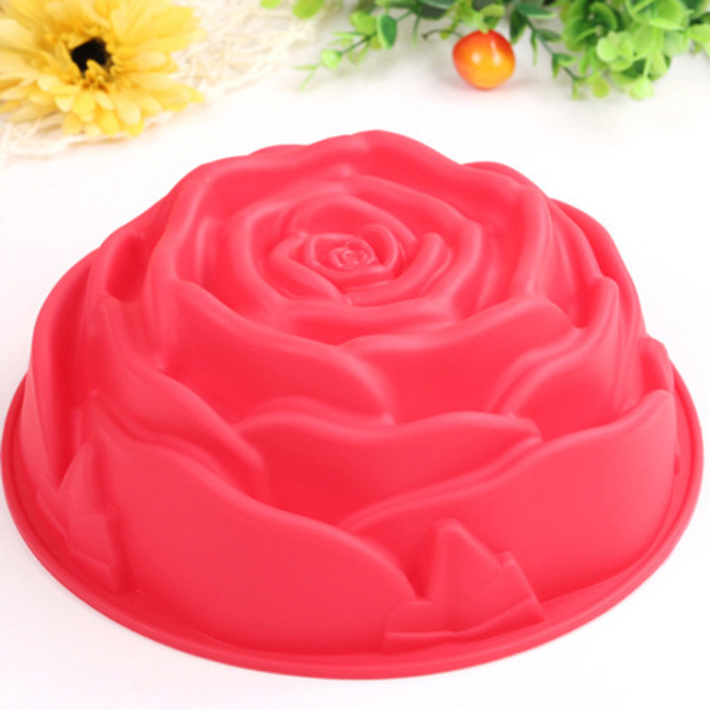 Cooking Cakes In Silicone Molds