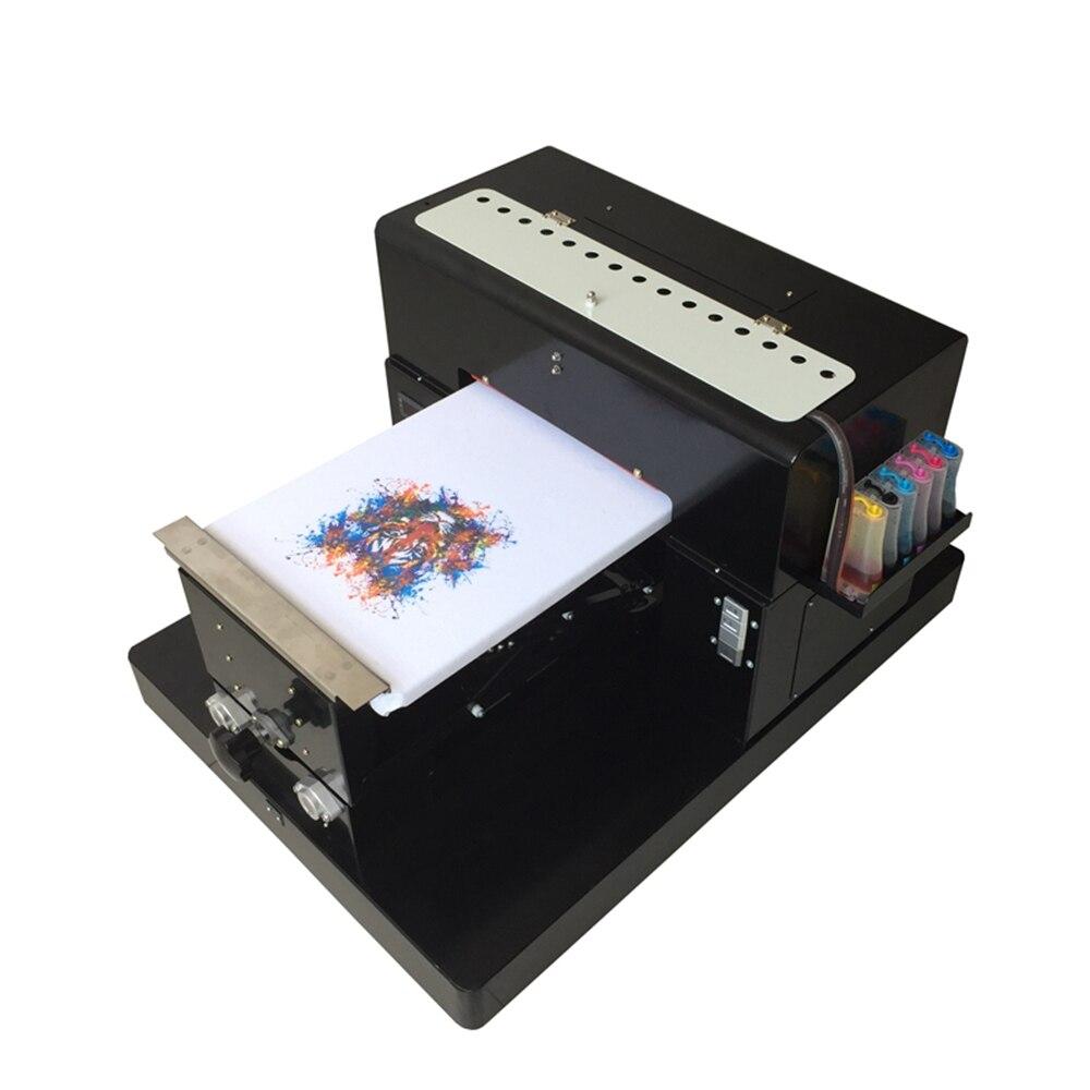 eca835f9 Jetvinner A3 Size DTG Digital Garment Printer Directly to Print Dark Light  Color Flatbed Printer for T Shirt Clothes Phone Case