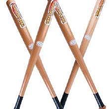 14bea8547 Top qualidade de acácia Pura beisebol taco de beisebol de madeira de madeira  Forte morcegos duro esportes para crianças Adulto 2.