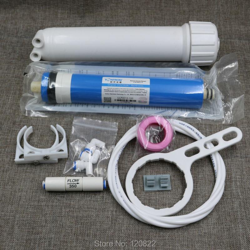 Free Shipping 100gpd Vontron Ro Membrane 1812 Ro