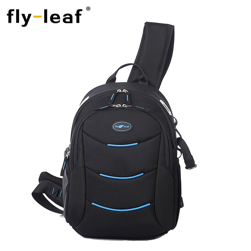 Flyleaf FL 338 Digital SLR camera bag male backpack bag waterproof professional large capacity camera bag
