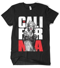 482fdaeb3dda Company T Shirts Short Sleeve Fashion 2018 Crew Neck Mens Men's Tattoo  Gangster Marilyn Monroe California T-Shirt Tees