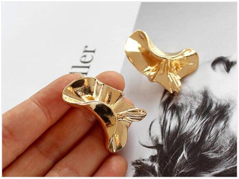 Gold Earrings  (5)