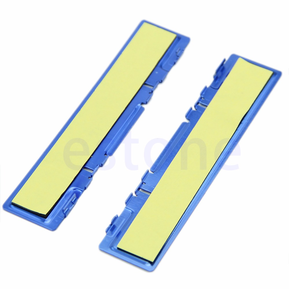 2 X DDR DDR2 DDR3 RAM Memory Aluminum Cooler Heat Spreader Heatsink Blue D14 2 x ddr ddr2 ddr3 ram memory aluminum cooler heat spreader heatsink blue z17 drop ship