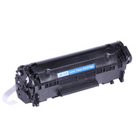 2500 Pages BLACK Toner Cartridge Compatible For HP CE285A 85A For HP LaserJet 1010 1012 1015
