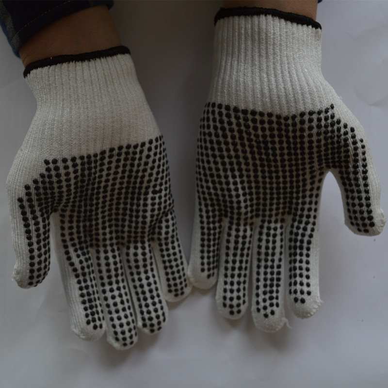 Thick reinforced five protective cut-resistant gloves , the necessary self-defense anti- cut anti- edge gloves hot thick reinforced aluminum magnesium