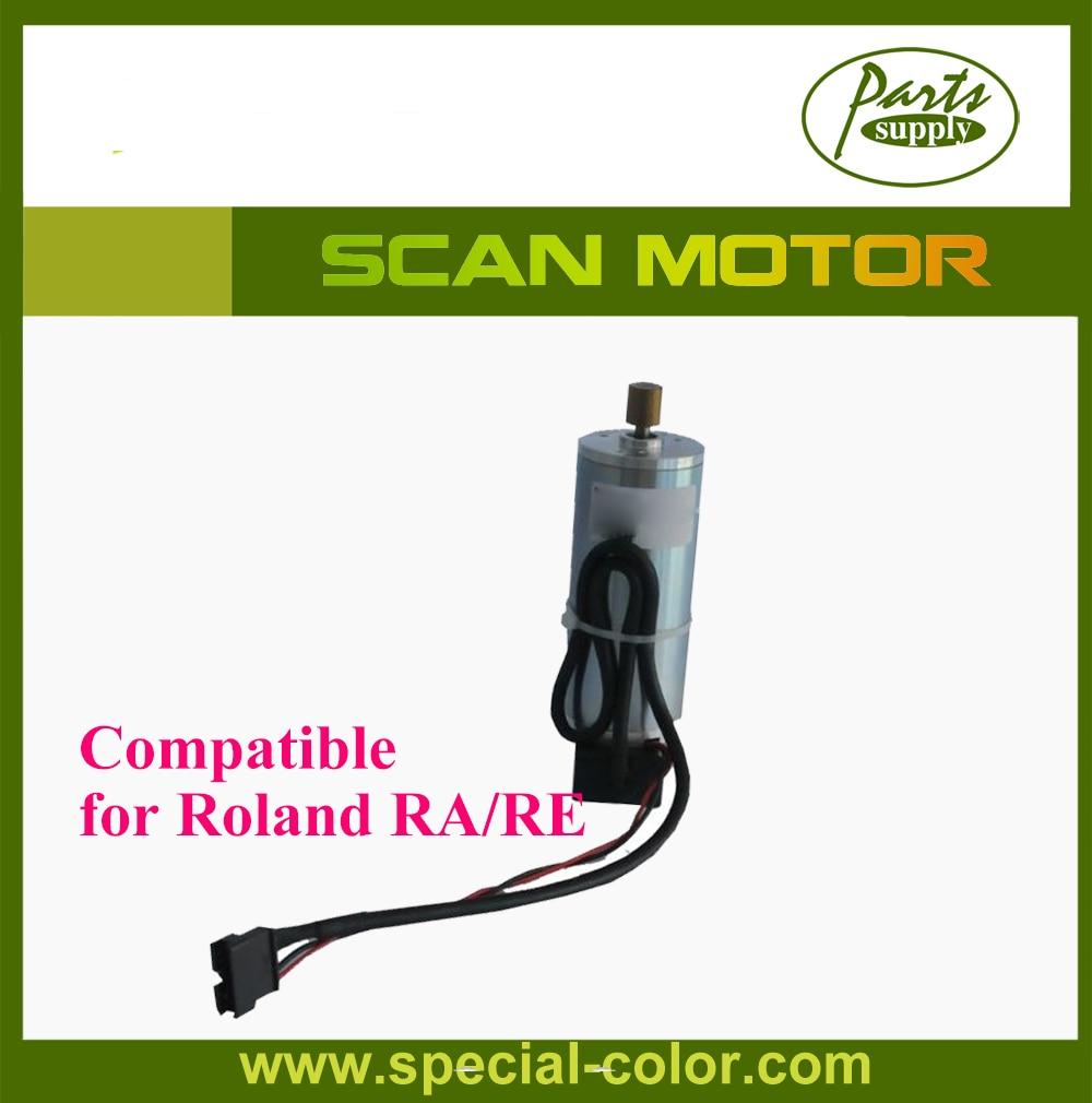 Niedrigen Preis Kompatibel Roland RA640/RE640 Drucker Scan Motor-in Drucker-Teile aus Computer und Büro bei
