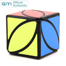 QiYi MoFangGe Ivy Magic Cube Leaf XMD Cubo Magico Professional Speed Neo Puzzle Kostka Antistress Fidget Toys For Children