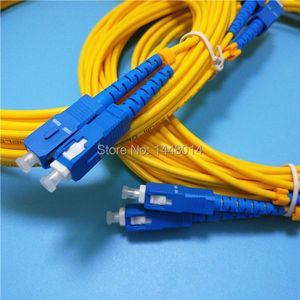 Image 3 - 5pcs free shipping Large format printer optic fiber cable 6M 10M for Galaxy Allwin Zhongye data cable spare parts