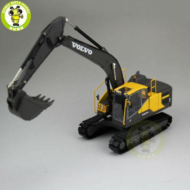 1/50 VOLVO EC220E Crawler Excavator Diecast Model Car