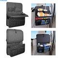 Auto Back Organizador Del Asiento de Coche Holder Car Styling Accesorios Interiores Del Cuidado de Coche Cubierta de Asiento de Coche De Almacenamiento Bolsa de Viaje Impermeable Traverl