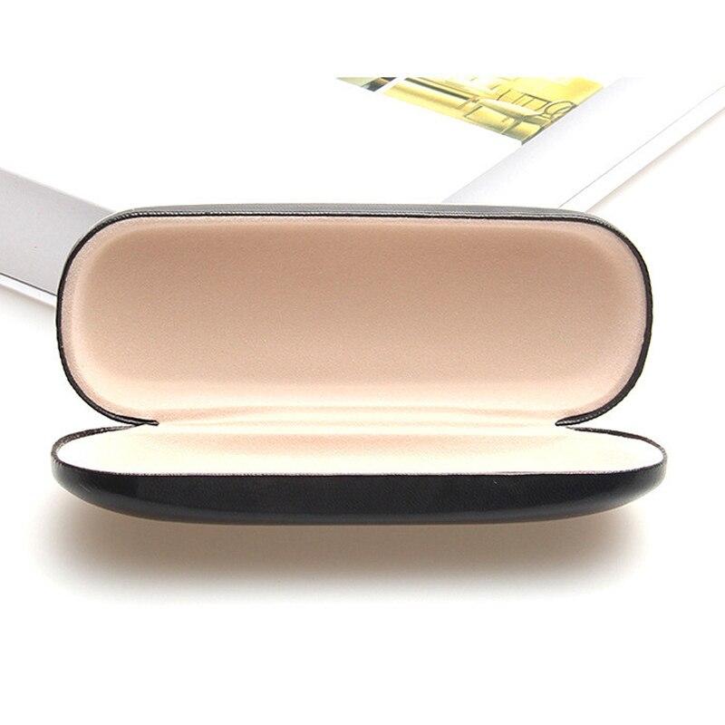 Venta caliente Caja de Gafas de Cuero Para Hombres Caja de Gafas de - Accesorios para la ropa - foto 6