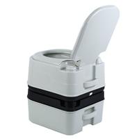 20l portable toilet outdoor camping caravan lid travel boating fishing eimertoilette 120-130 kg