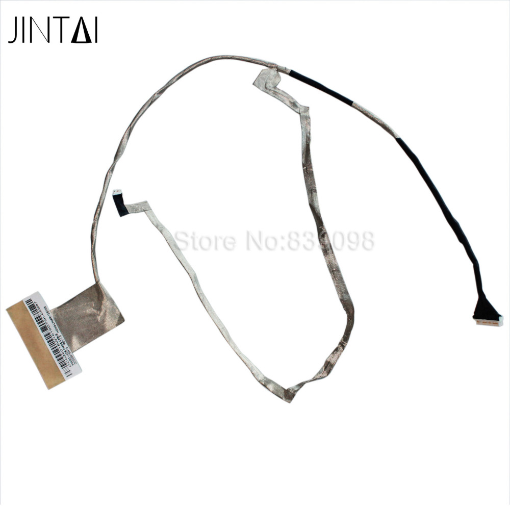 Computer & Office Contemplative 100% New Jintai Lcd Led Lvds Video Screen Flex Cable For Lenovo G575 Piwg2 Dc020015w10