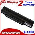 JIGU laptop battery BP250 FPCBP250 FPCBP250AP For Fujitsu LifeBook A530 A531 AH531 LH52/C LH520 LH530 CP477891 PH521 5200mAH