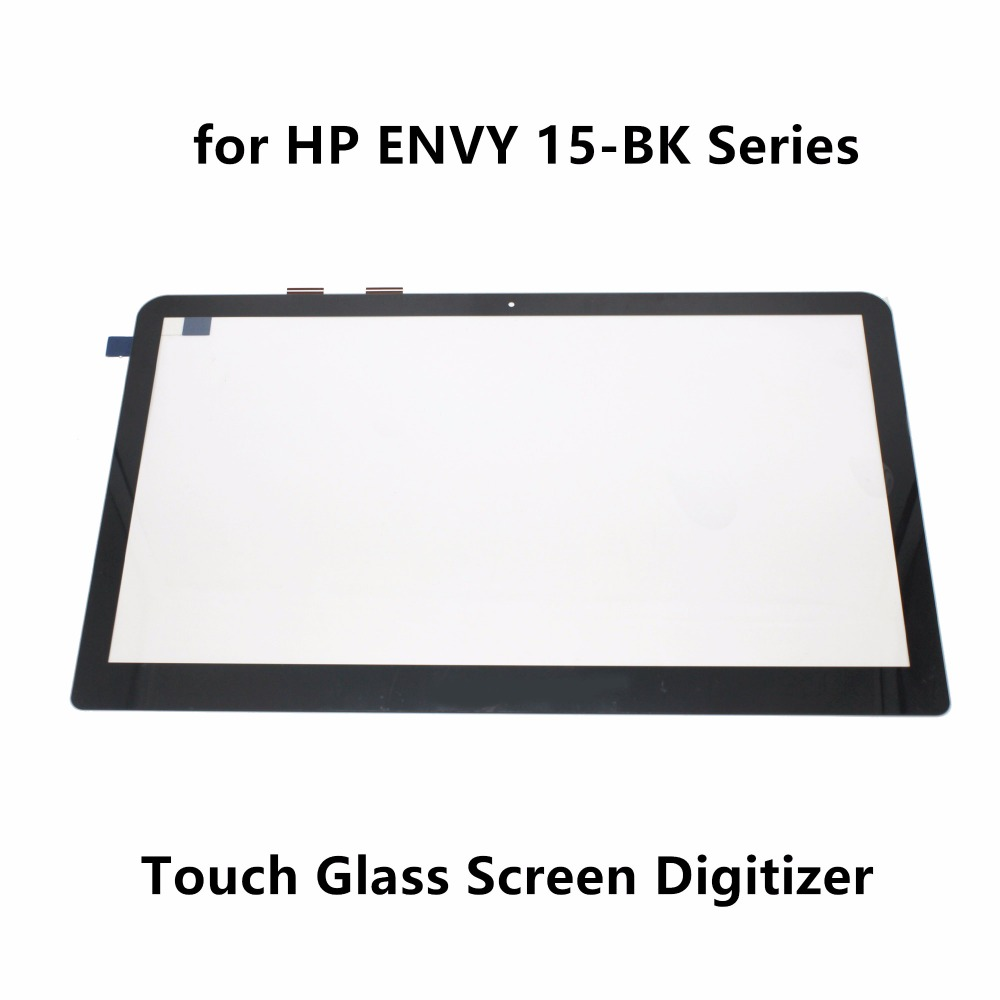 Touch Screen Digitizer Glass Lens Replacement Repairing Part for HP ENVY 15-bk Series 15-bk076nr 15-bk056sa T156AWC-N40 V1.0 цена