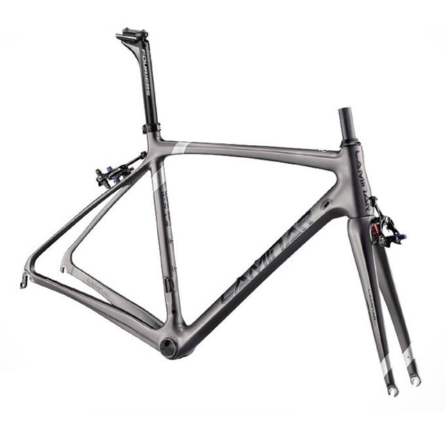 LAMINAR Full carbon road bike frame road carbon frameset BICICLETTA ...