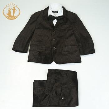 Nimble Suit for Boy Roupas Infantis Menino Costume Enfant Garcon Mariage Boys Suits for Weddings Blazer Boy Kids Suits Tuxedo