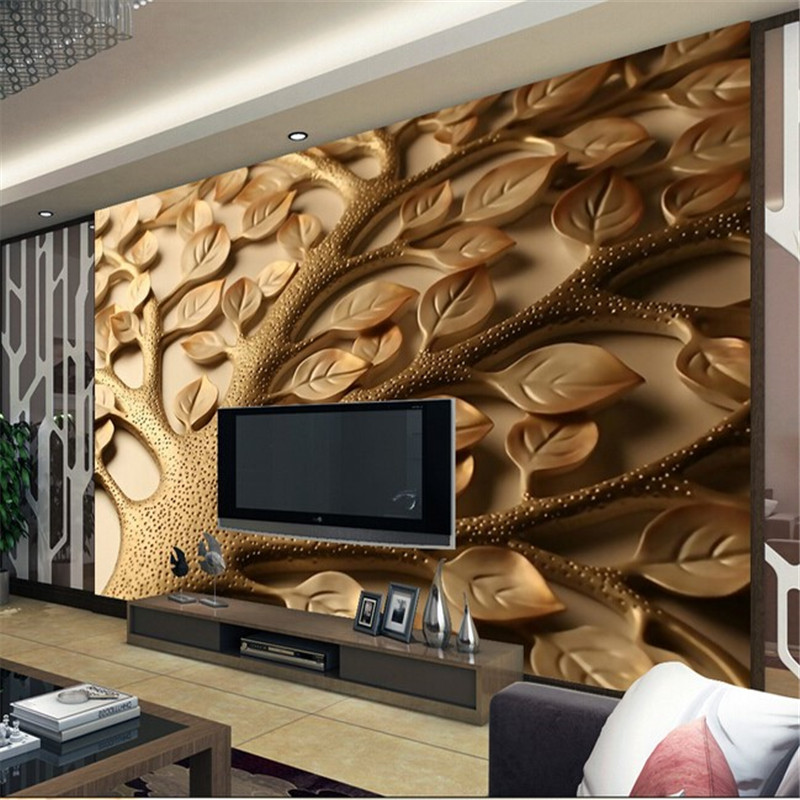 Compare prices on wall mural paper online shopping buy for Custom mural cost